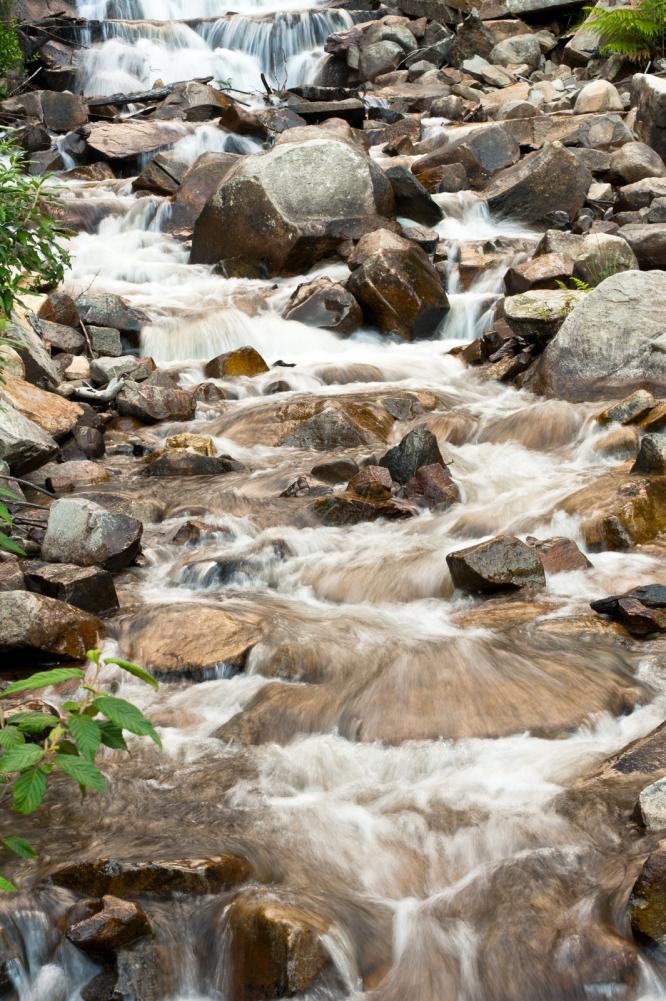 Stevenson Falls in the Yarra Valley, near Melbourne 2