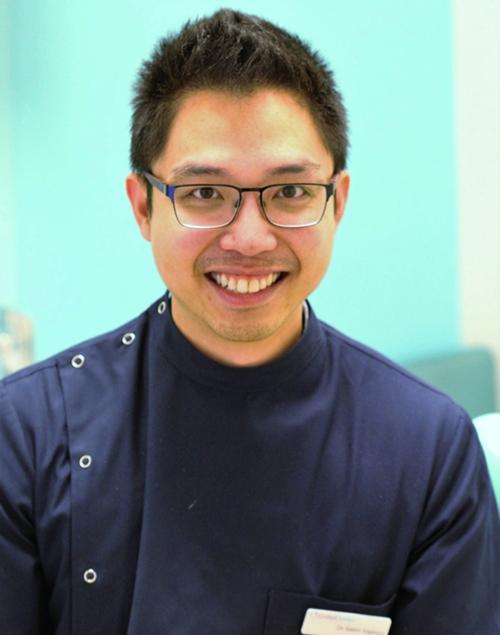 Dr Salim Yaptono | Dentist Mernda