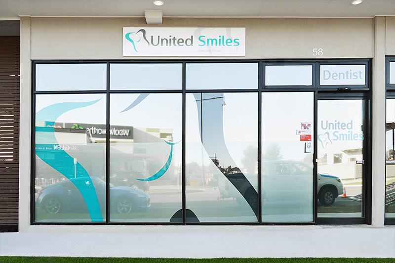 United Smiles | Site Location - Dentist Mernda
